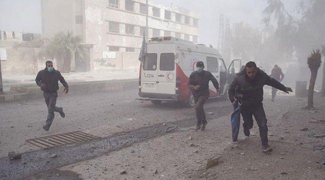 Suriye'de geçen ay 1200'den fazla sivil öldürüldü