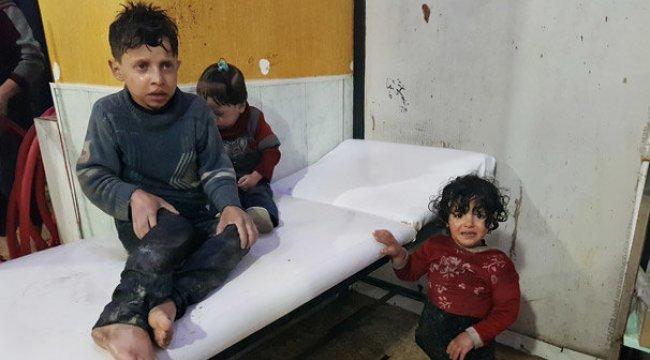 Suriye Doğu Guta'da kimyasal saldırı: Can kaybı 80'e çıktı