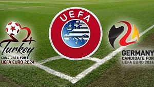 TFF Euro 2024 dosyasını UEFA'ya sunacak