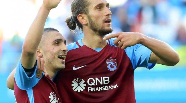 Trabzonspor'da 36 golde yerli imza