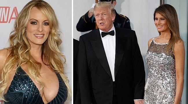 Trump Çifti arasında Yeni Kriz