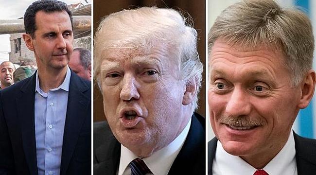 Trump'ın Hayvan Sözüne Rusya'dan Yanıt