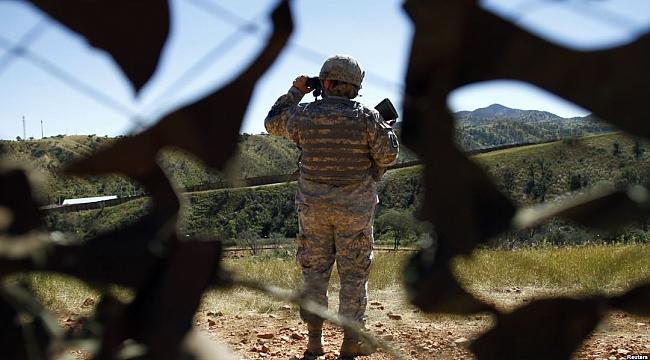 Trump'ın Sınır Güvenliğine Valilerden Destek