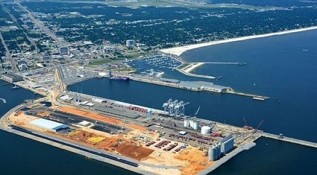 Türk Firması Missisippi Limanını İşletecek
