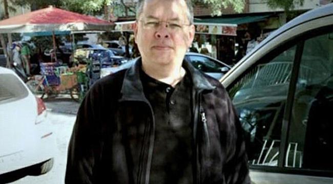 Tutuklu Brunson'ın Davası için Türkiye'ye başvuru