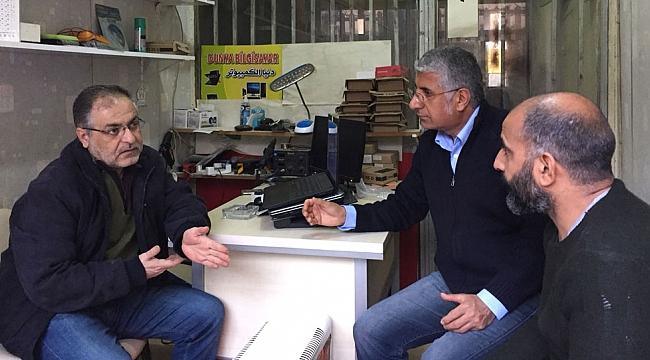 Urfa'da ki Suriyeliler Araştırması