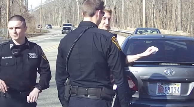 Video shows Port Authority commissioner telling cops: 'You may shut the f--- up!'
