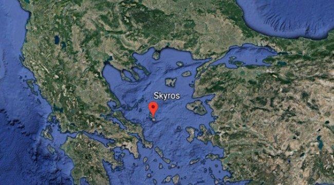Yunan savaş uçağı Ege'de düştü! TSK'dan ilk açıklama...