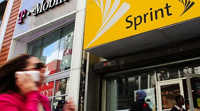 ABD'de T-Mobile ve Sprint Birleşti