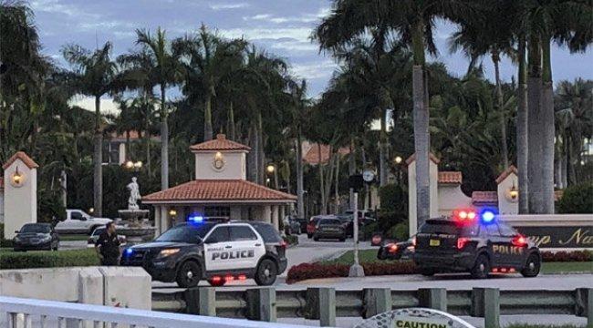 ABD liderin Trump'ınn golf tesislerine silahlı saldırı