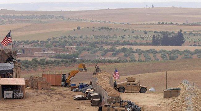 ABD Menbiç'te Yeni Askeri Üs Kurdu