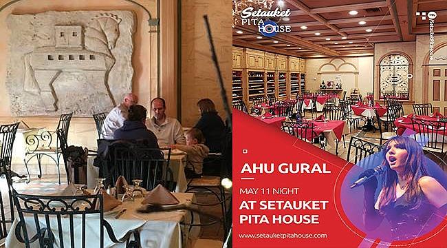 Ahu Gural Setauket Pita House'ta