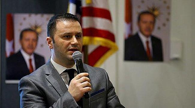 Ak Parti'nin ABD SKM Başkanı Ali Yıldız