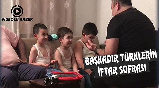 Amerikalı Türk Çocukların İftar Duası
