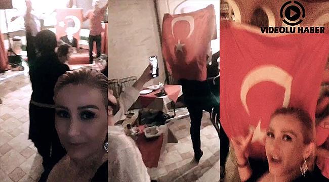 Aycanım Çam ve Arkadaşları Türk Gecesinde