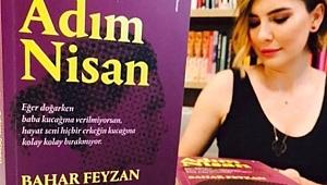 Bahar Feyzan'dan Adım Nisan Kitabı