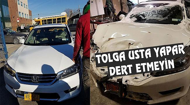 Brooklyn'de Tolga Usta Auto Repair işinde 1 Numara