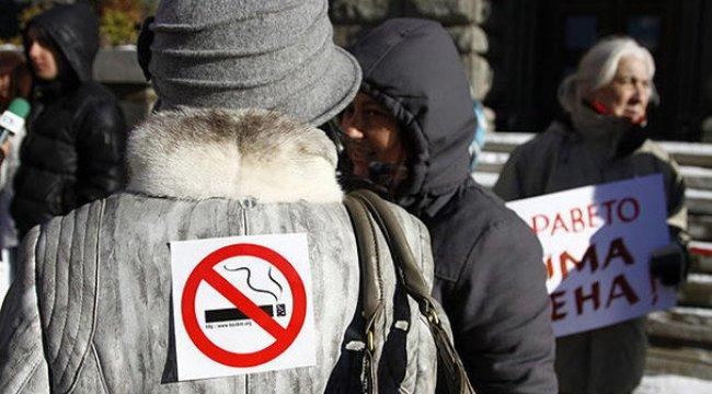Bulgaristan'da sigara yasağı kısmen kaldırılacak