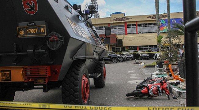 Endonezya'da bir DAEŞ saldırısı daha...