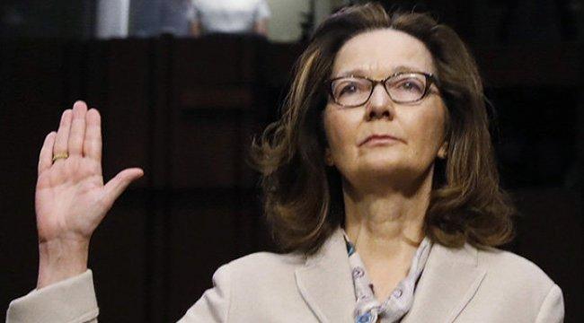 Gina Haspel'in CIA Direktörlüğüne onay