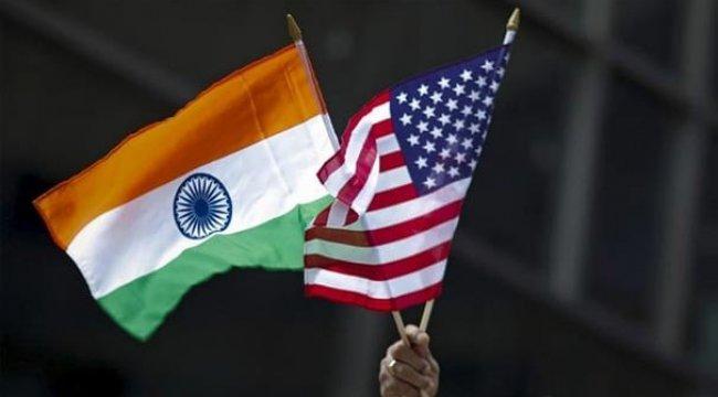 Hindistan'dan ABD'ye rest: Tanımıyoruz