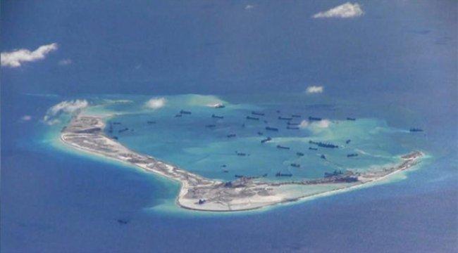 İki süper güçten tehlikeli hamleler: ABD gemilerinden Çin'e gözdağı!