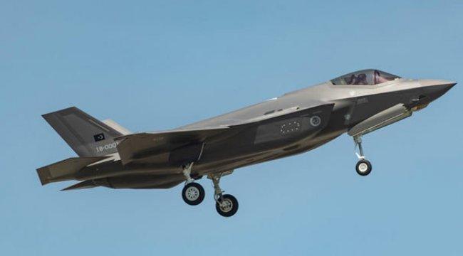 İlk uçuşunu yaptı! F-35'lerin yeni yuvaları belli oldu