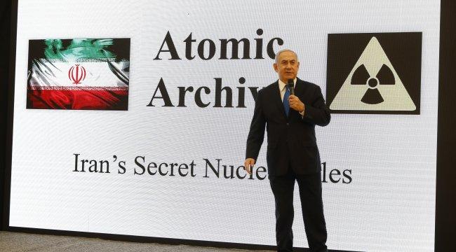 İsrail, İran konusundaki bilgilerini Almanya ve Fransa ile paylaşacak