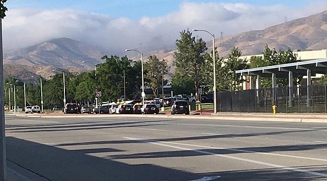 Kaliforniya'da Okula Silahlı Saldırı