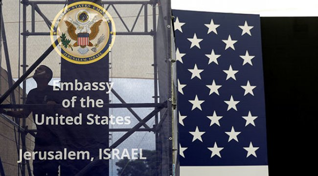 Kudüs'te gergin bekleyiş