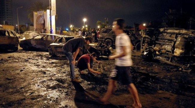 Libya'da bombalı araçla saldırı