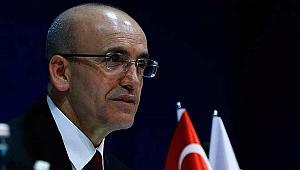 Mehmet Şimşek'ten Bloomberg'e Cevap