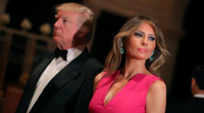 Melanie Trump ameliyat oldu!