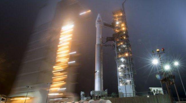 NASA'nın yeni Mars aracı yola çıktı!