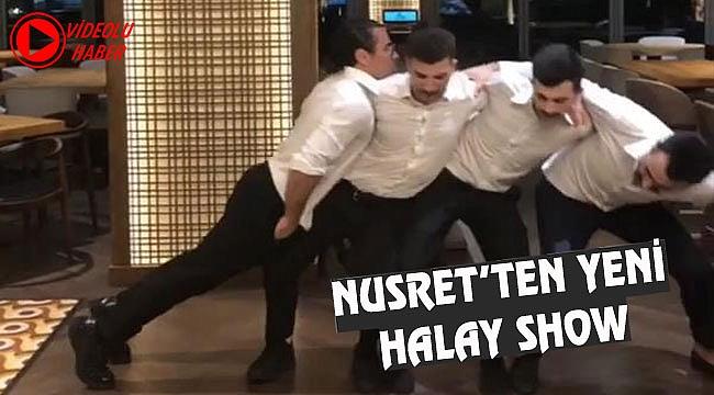 Nusret'ten Can't Touch This eşliğinde Halay