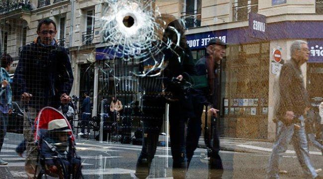 Paris'te bıçaklı saldırı: Zanlı 'Çeçenistan doğumlu'