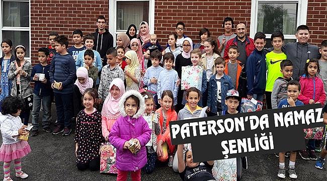 Paterson'da Çocuklara Namaz Eğitimi
