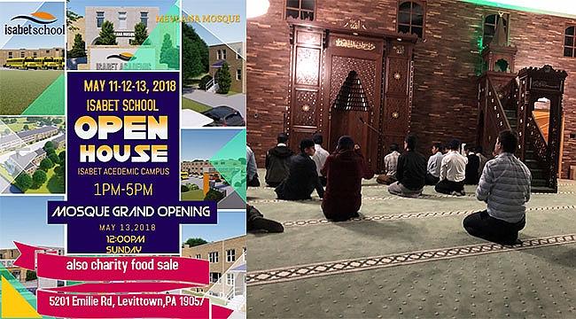 Pensilvanya'ya Muhteşem Camii