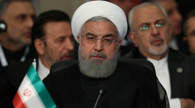 Ruhani'den ABD ve İsrail için ticari önlem önerisi!