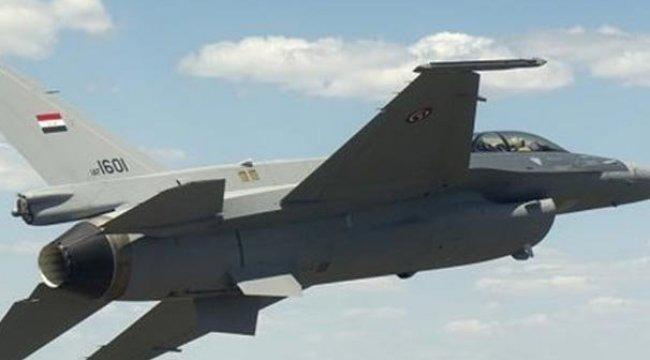 Irak Suriye'de DAEŞ'i vurdu!