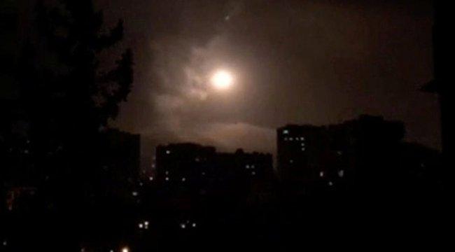 Suriye'deki Hizbullah üssüne saldırı: Olağan şüpheli İsrail!