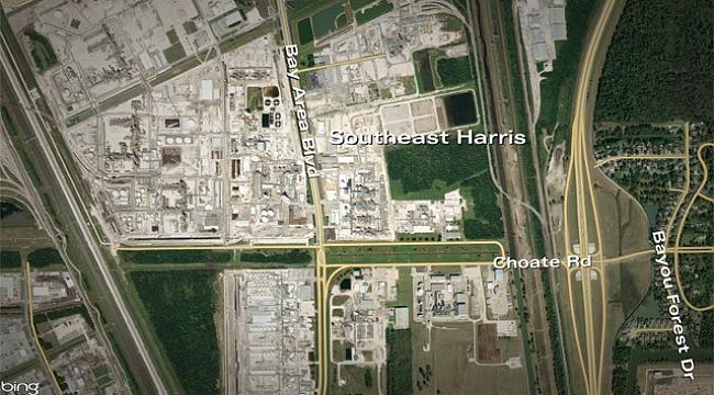 Teksas'ta Kimyasal Fabrika'da Patlama:20 yaralı