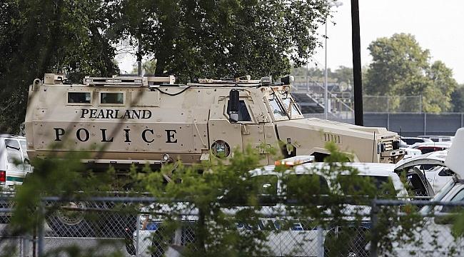 Teksas'ta Okula Silahlı Saldırı: 10 Ölü