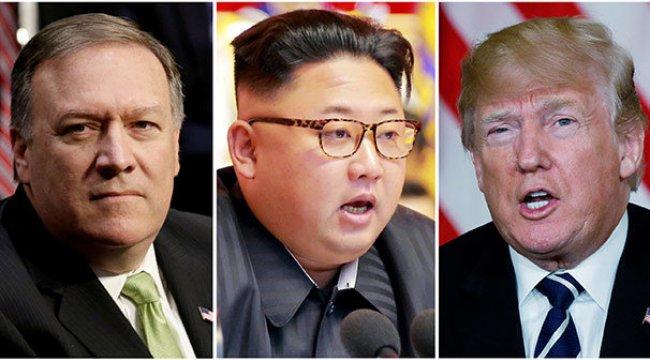 Trump Duyurdu, Kuzey Kore'den ilk adım
