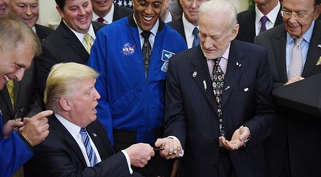 Trump Uzay Ordusu Kuruyor