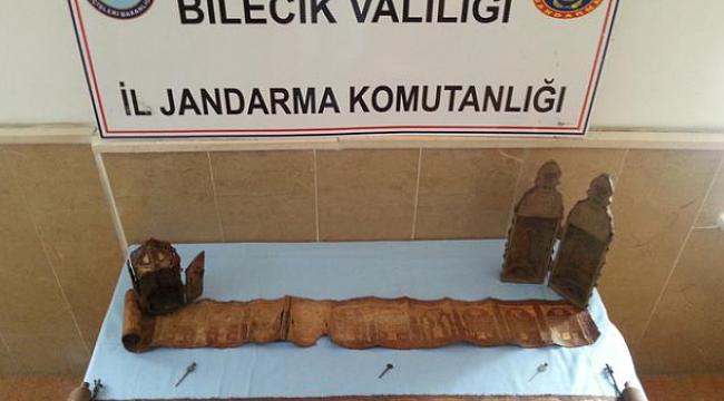 Türkiye'de Yazma Tevrat Ele Geçirildi