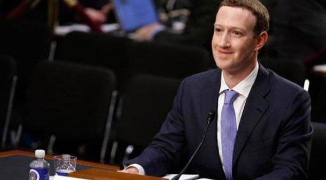 Zuckerberg 'Rusya'yı itiraf edip' özür diledi!