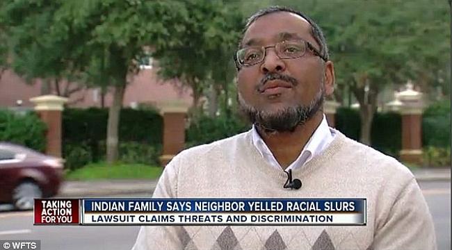 ABD'de Müslüman aileye tehdide tutuklama