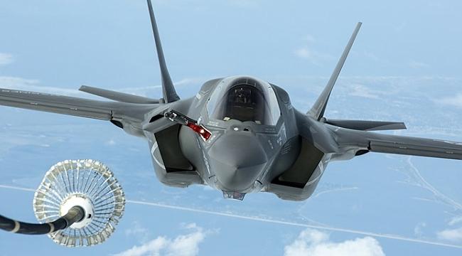 ABD'de Yunan Lobisi: Türklere F-35 Vermeyin