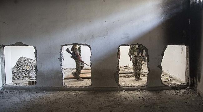 ABD'den PYD'ye Bomba Eğitimi